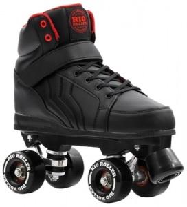 9a77f9bee3c RIO Roller roller skates Kicks Quads unisex black
