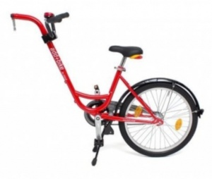 Roland Aanhangfiets Add+Bike 20 Inch 42 cm Junior Red