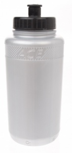 Roto ACE 550ml Bottle Silver
