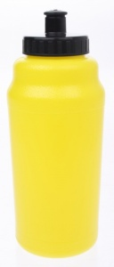 Roto Bottle Anti-Slip Grip 600ml Yellow