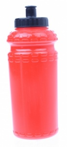 Roto Bottle Easy-Grip Red 600ml