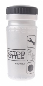 Roto Outils Bouteille Argent 600ml