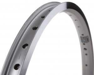 Ryde rim Andra 20 inch aluminum 36G 13G silver