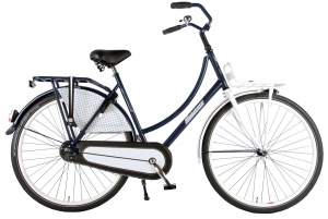 Salutoni Glamour 28 Inch Woman Coaster Brake Dark Blue