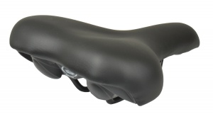 Selle Monte Grappa saddle Nevea 260 x 205 mm ladies black