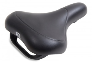 Selle Orient E-comfortunisex saddle 260 x 214 mm black