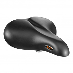 Selle Royal sattel Freedom Damen 34 x 21 cm Gel schwarz