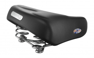 Selle Royal holland relaxed saddle 250 x 219 mm unisex black