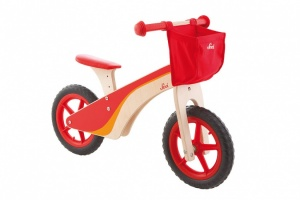 Sevi Loopfiets Junior Rood