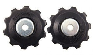 Shimano Derailleur wheels RD-TY 6/7 speed per set