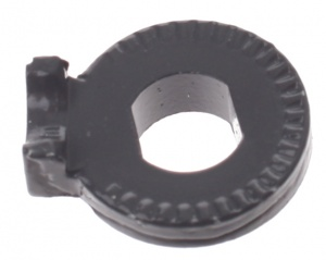 Shimano Ring asborgplaat Nexus grau