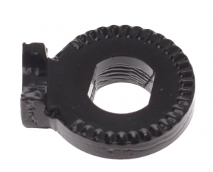 Shimano ring asborgplaat Nexus black