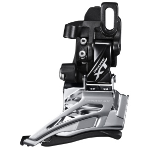 Shimano voorderailleur Deore XT FD-M8025 2x11 speed direct mount
