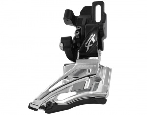 Shimano voorderailleur Deore XT M8025 2x11 speed direct mount