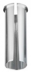 Shimano Filling sleeve 27.2 / 31.2 mm silver