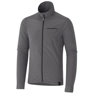 Shimano Transitveste coupe-vent homme gris