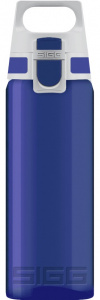 Sigg waterfles Total Color 0,6 liter blauw