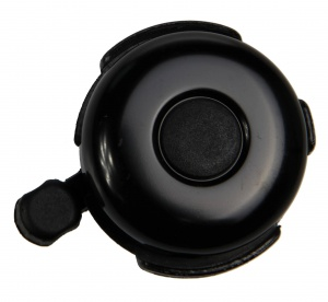 Simson Bicycle bell Hybride 60 mm black