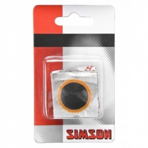 Simson Patches 33 mm 8 Pieces