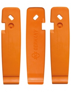 SKS tyre levers Levermen3 pieces orange