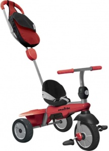 smarTrike Breeze GL Junior Zwart/Rood