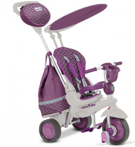 smarTrike Splash 4-in-1 Junior Violet