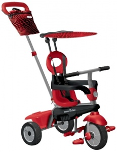 smarTrike Vanilla Junior Rouge