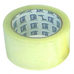 Soho tape 50 mm transparent 60 meters