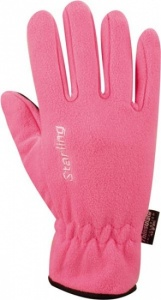 Starling Handschoenen Fleece Senior Roze