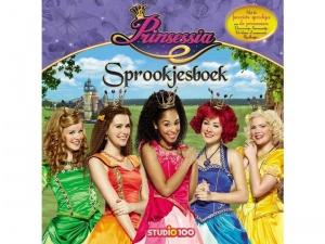304b017eecd Studio 100 Prinsessia sprookjesboek