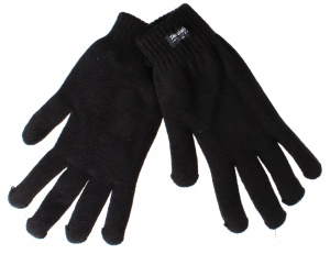 Summit handschoenen Thinsulate unisex zwart