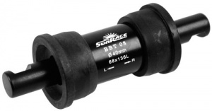 SunRace Trapas BBT08 Spie 136 / 40 mm