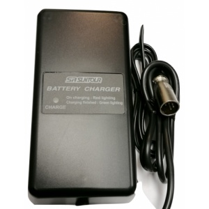 Suntour battery charger 36V 2.0A black