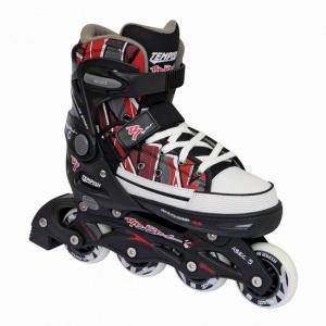 84826ba8647 Tempish Rebel PP Inline skates junior black / red