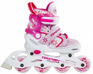 d9ec0573f41 Tempish Swist Inline Skates girls pink / white