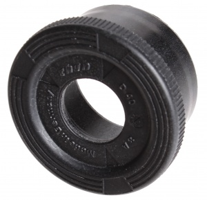 Thun bracketascup links 40 mm schwarz