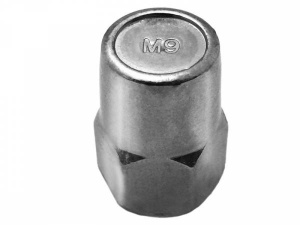 TOM cap nut HMN434 stainless steel M9 silver per piece