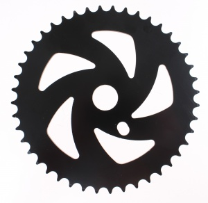 TOM chainring BMX 44T black