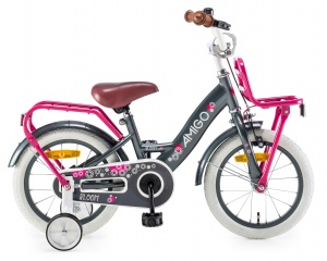 AMIGO Bloom kinderfiets
