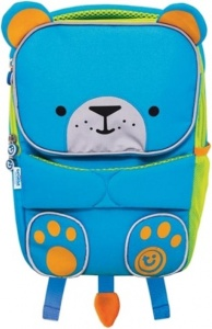 34a19c163a2d Trunki backpack bear blue waterproof 5 liter