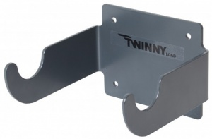 Twinny Load Wall mount bicycle carrier e-Active / e-Wing gray