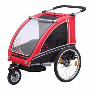 Vantly Buggy 20 Inch Junior Rood
