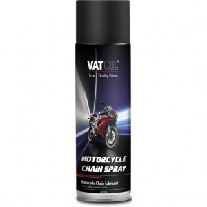 VatOil chain spray Motorcycle500 ml (50508)