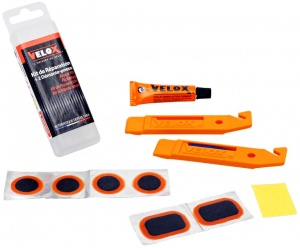 Velox tire repair kit 12-piece