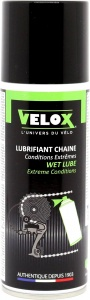 Velox kettenspray Wet Lube Spray 200 ml