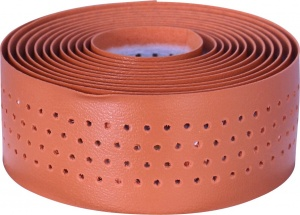 Velox handlebar tape Guidoline perforated 1900 x 30 mm brown