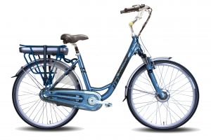Vogue Basic 28 Inch 49 cm Woman 3SP Roller brakes Blue