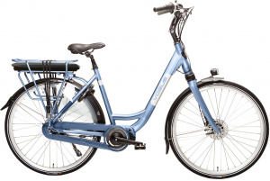 Vogue Infinity 28 Inch 49 cm Women 7SP Roller brakes Blue