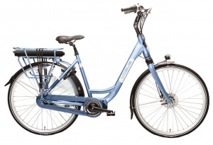 Vogue Infinity MDS 28 Inch Women 8SP Hydraulic Disc Brake Light blue