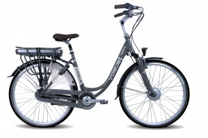 Vogue Premium 28 Inch 51 cm Woman 7SP Roller brakes Grey